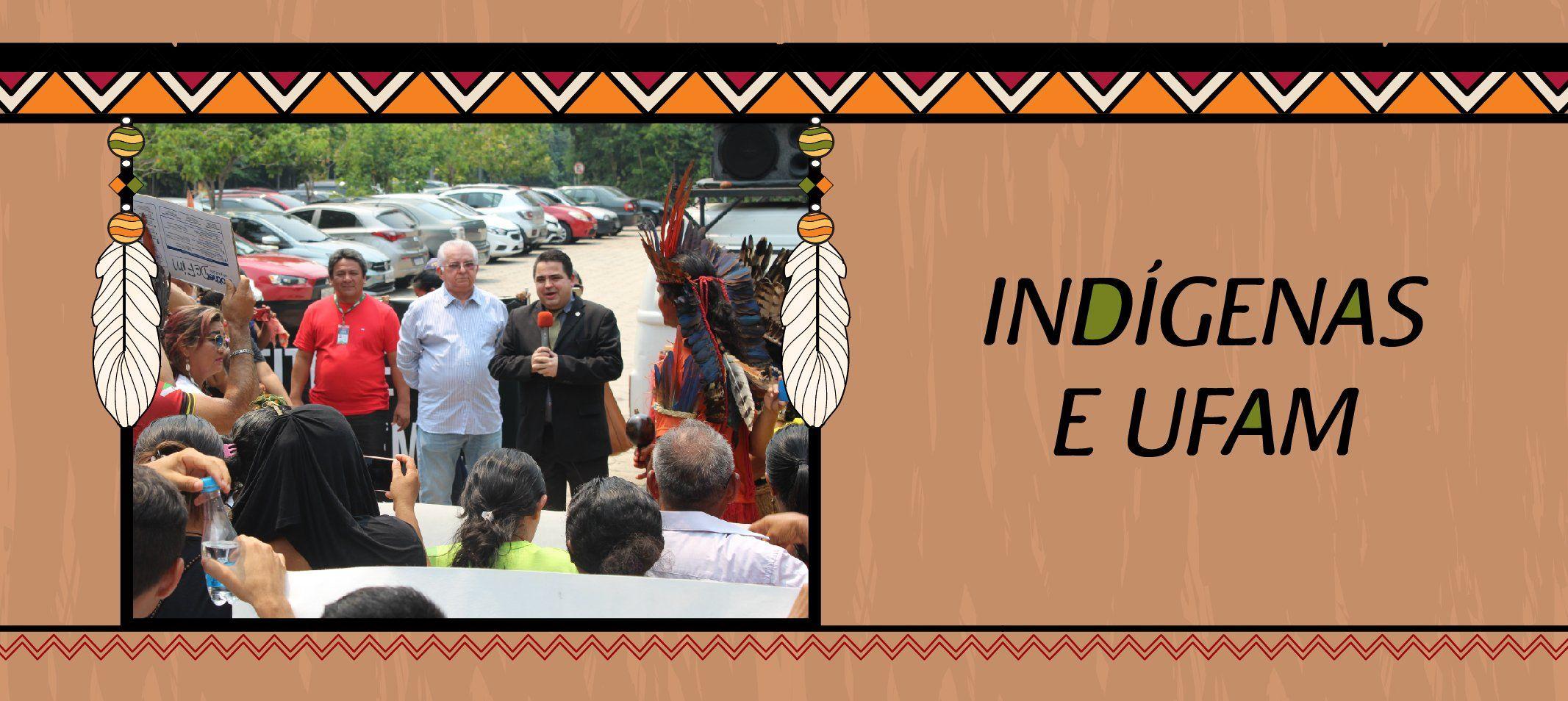 Reitor anuncia duas novas turmas de Licenciatura Indígena