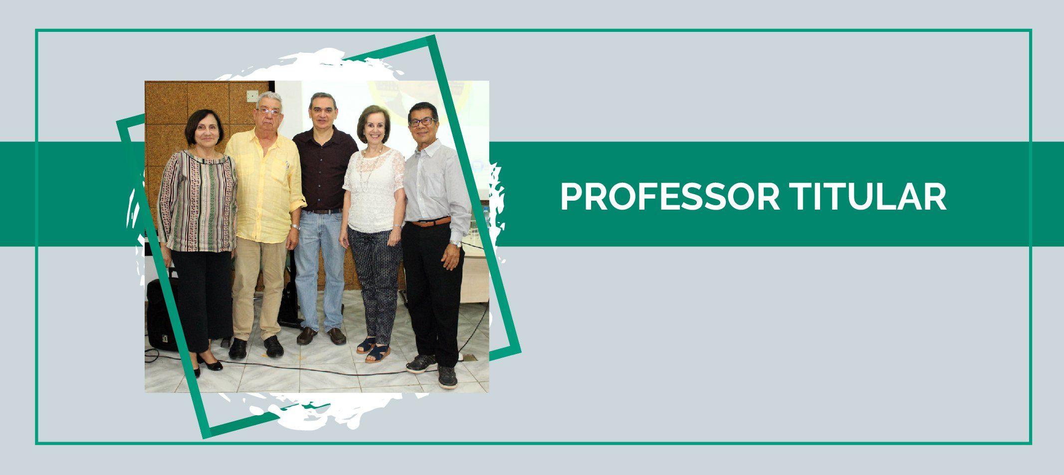 Luís Balkar Pinheiro defende Memorial Acadêmico e é promovido a professor titular