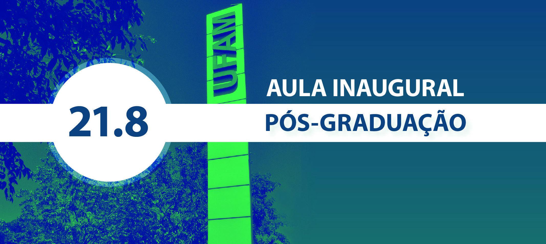 Aula inaugural da pós-graduação discute a importância da internacionalização