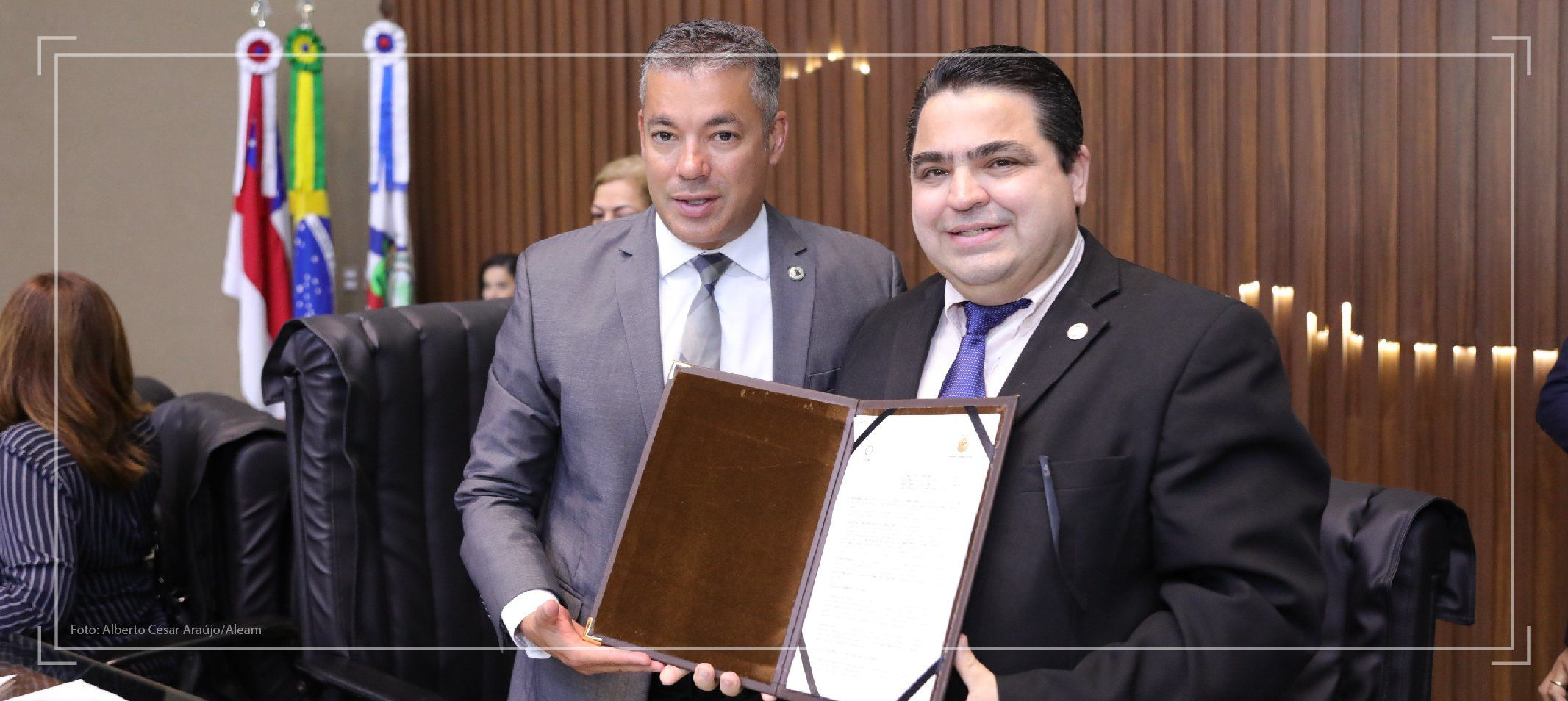 Ufam e Assembleia Legislativa assinam convênio para capacitação de servidores do poder Legislativo