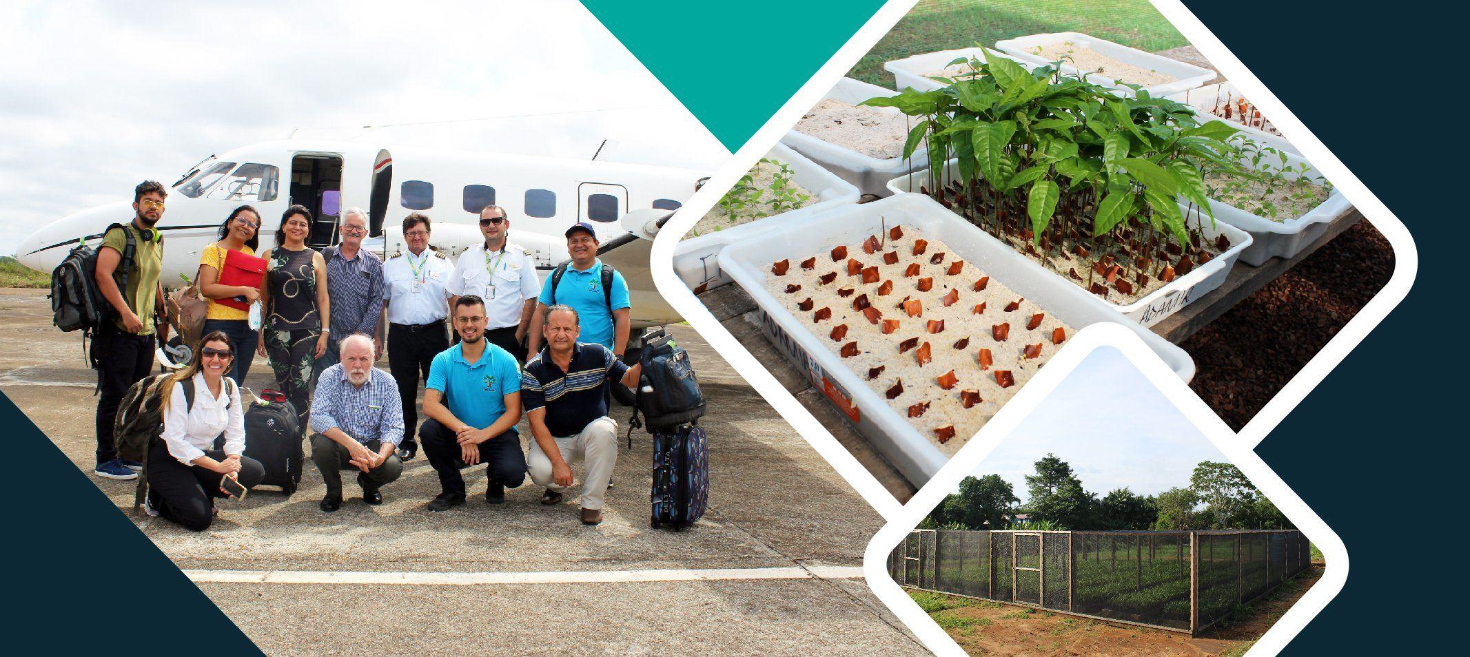 Ufam e parceiros dão início às ações do projeto ambiental para Humaitá