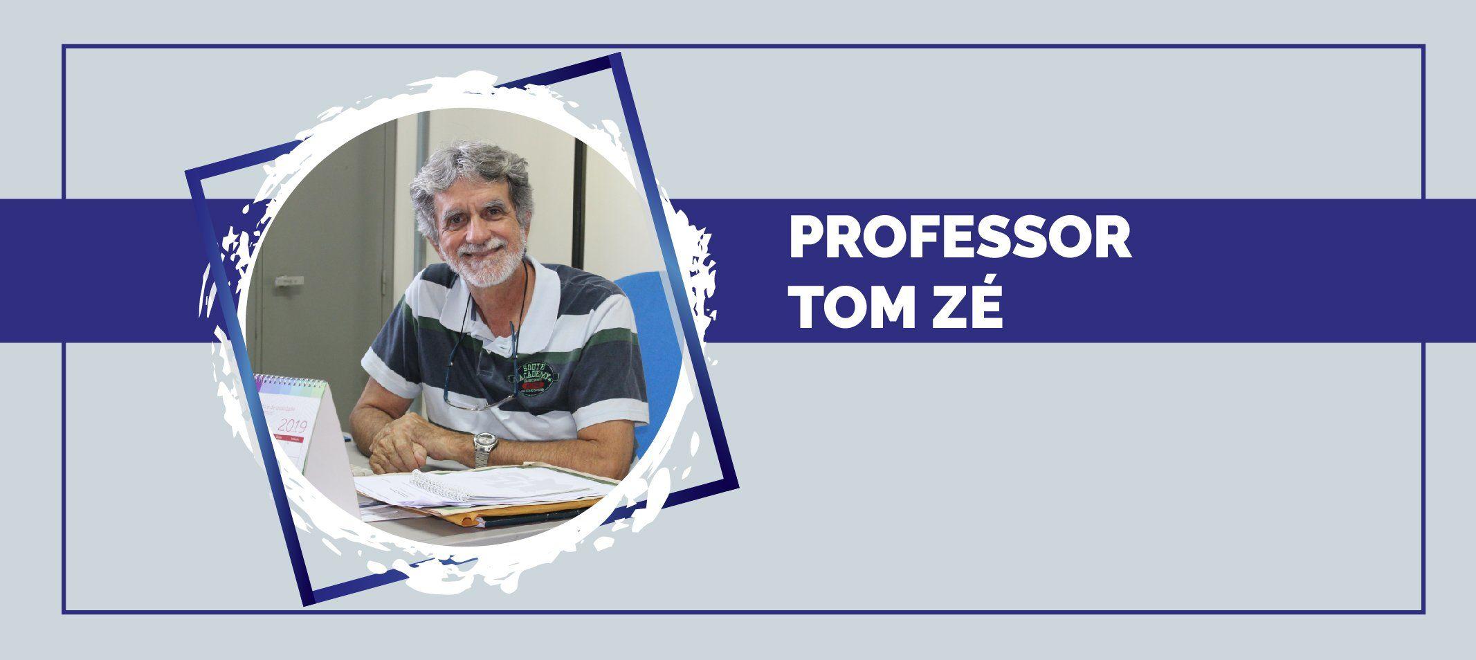 Professor Tom Zé se despede da carreira acadêmica