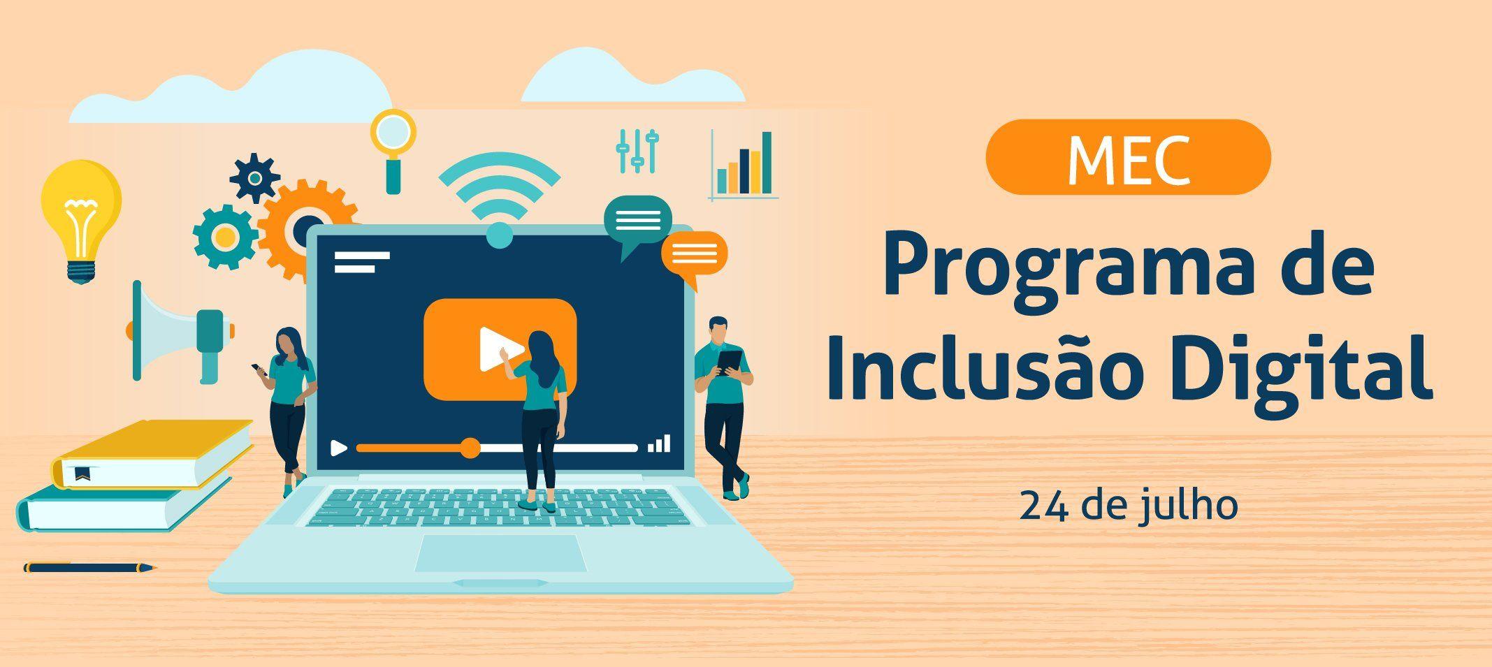 Ufam faz adesão ao programa de inclusão digital do MEC