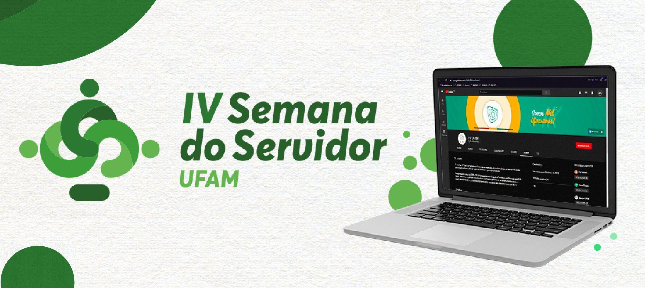 Ufam realiza evento online em homenagem aos servidores
