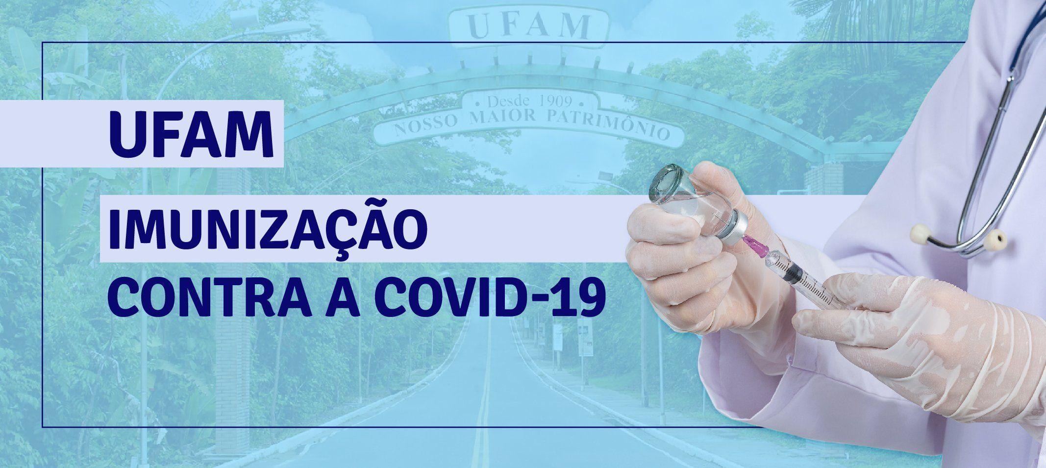 Ufam se dispõe a ajudar na operação de vacinação da covid-19