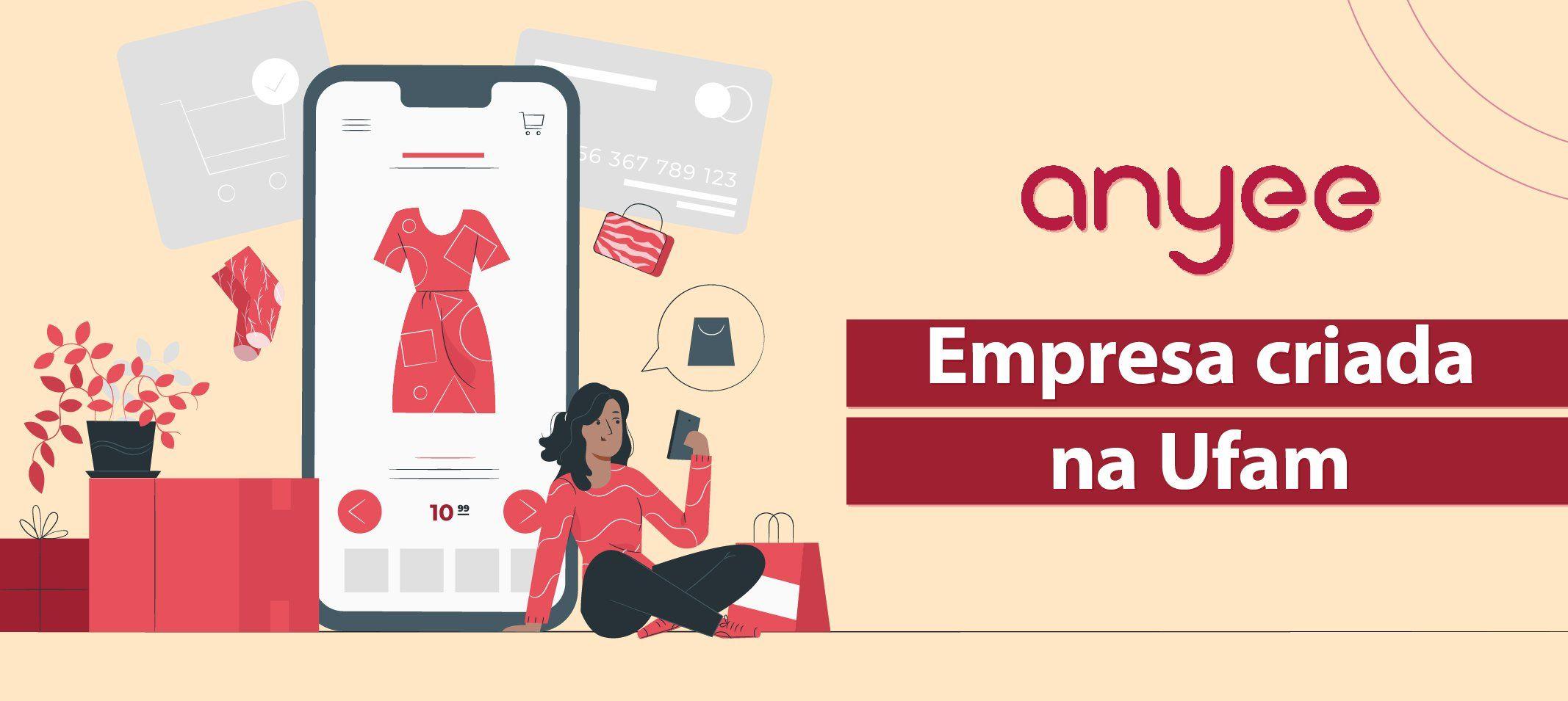 Anyee Marketplace - Empresa criada na Ufam reúne lojas online de Manaus