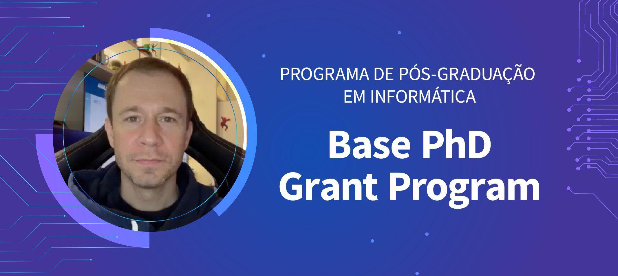 Base Partners seleciona talentos da área de Ciência da Computação para receber auxílio financeiro de até R$ 240 mil reais