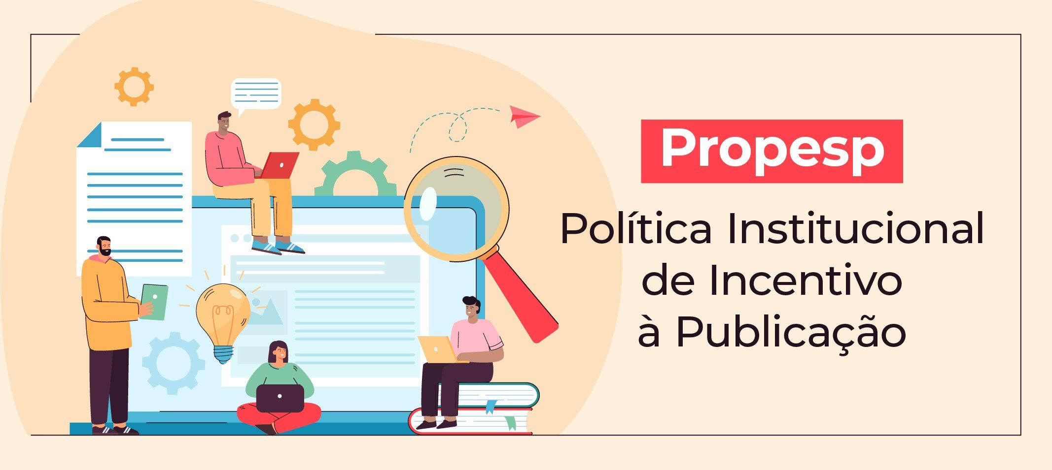 Propesp ultrapassa 200 artigos apoiados pela Política Institucional de Incentivo à Publicação