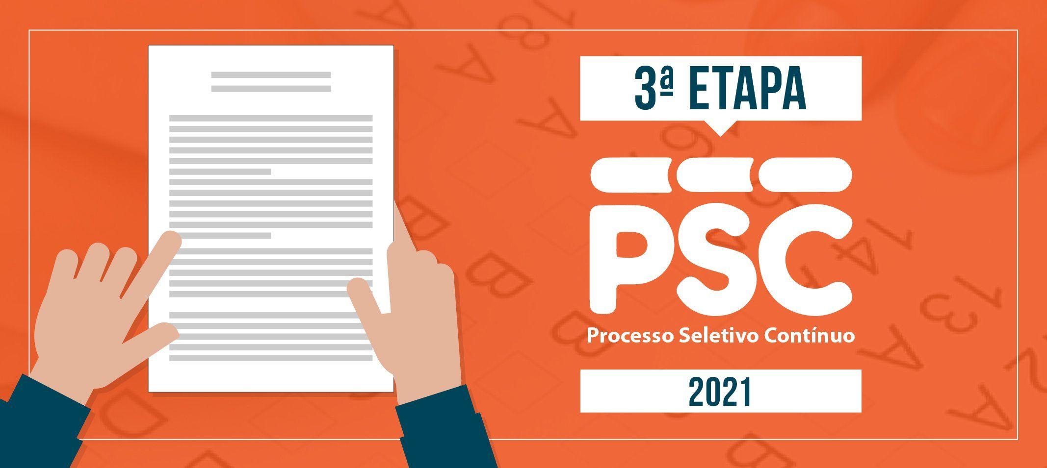 Ufam abre inscrições para o PSC 2021 de 11 a 25 de agosto
