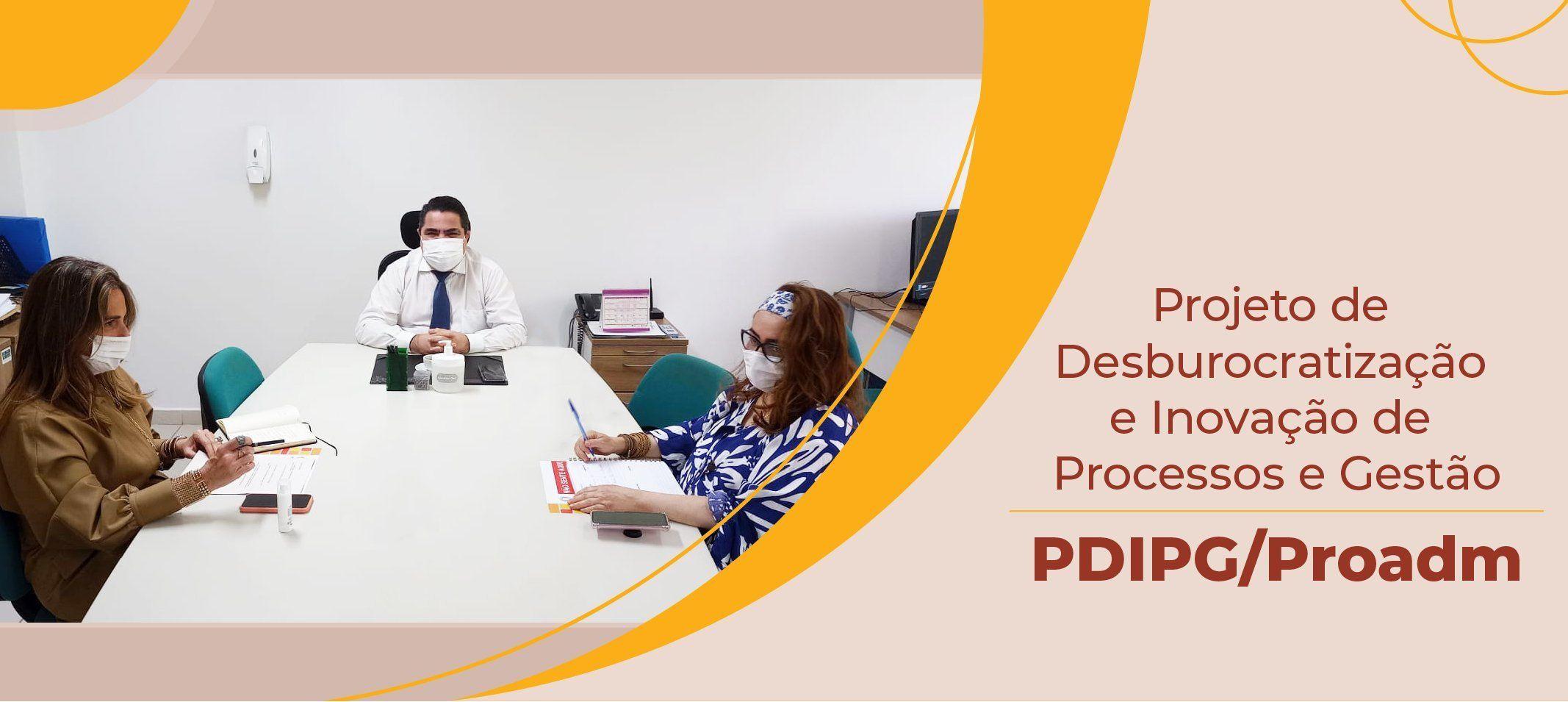 Proadm anuncia mudanças nos fluxos administrativos
