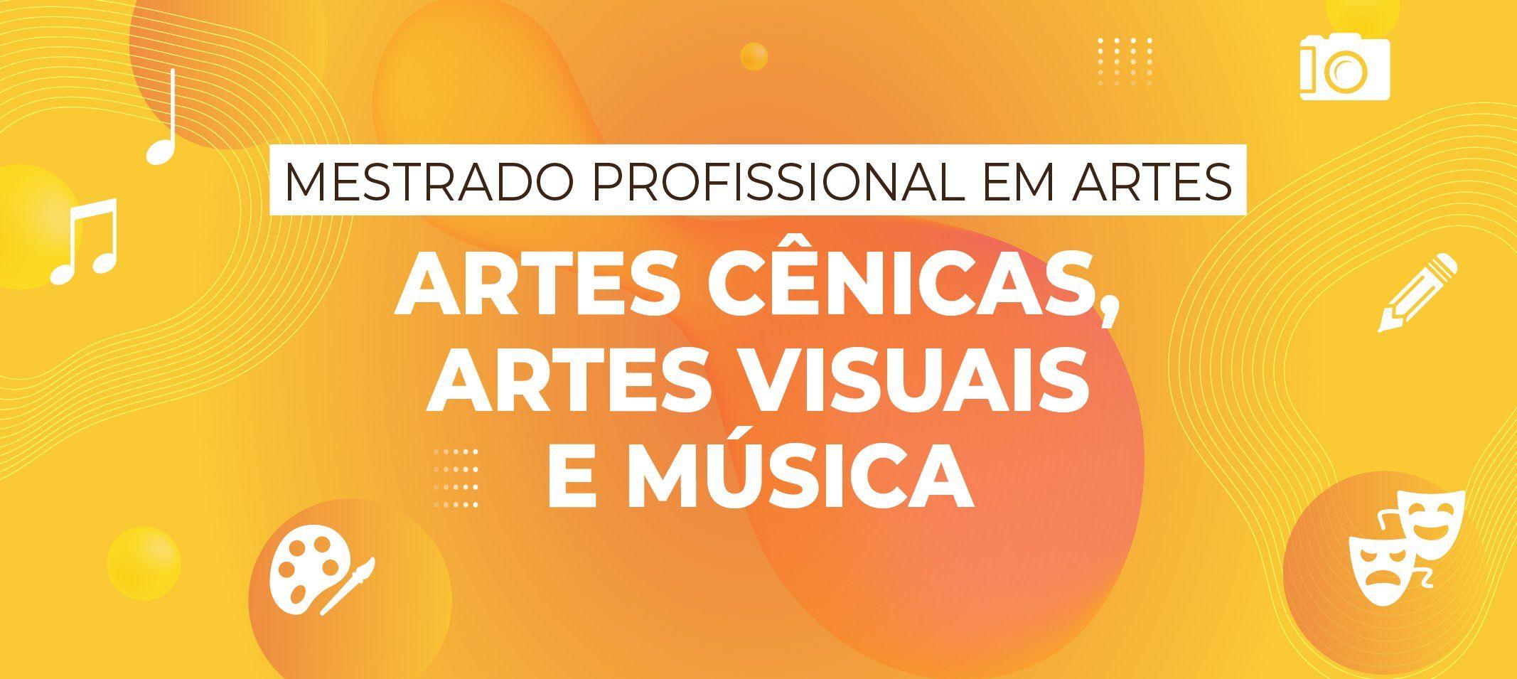 Mestrado Profissional em Artes (Profartes) abre 37 vagas para o Amazonas