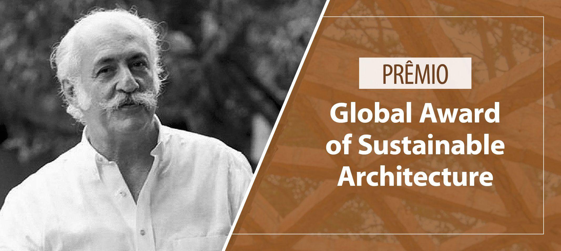 Premiação internacional reconhece a obra do arquiteto Severiano Porto